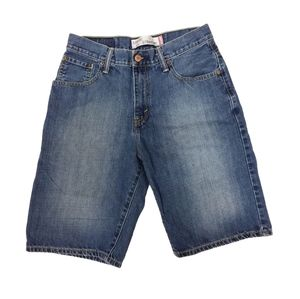 Levi's 569 Men's Loose Fit Straight Jean Shorts